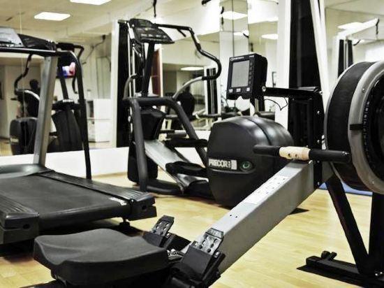 倫敦千禧國際梅菲爾酒店(Millennium Mayfair London)健身房