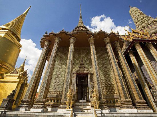 曼谷索菲特特色酒店(SO Sofitel Bangkok)外觀
