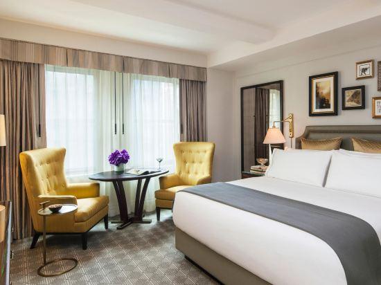 紐約巴克萊洲際大酒店(InterContinental New York Barclay Hotel)行政特大床房