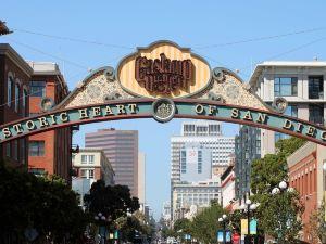 萬豪聖迭戈市中心/海灣萬豪春丘酒店(SpringHill Suites by Marriott San Diego Downtown/Bayfront)
