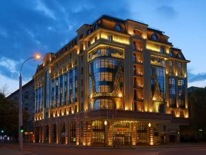新西伯利亞萬豪酒店(Novosibirsk Marriott Hotel)