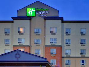 南埃德蒙頓智選假日套房酒店(Holiday Inn Express Hotel & Suites-Edmonton South)