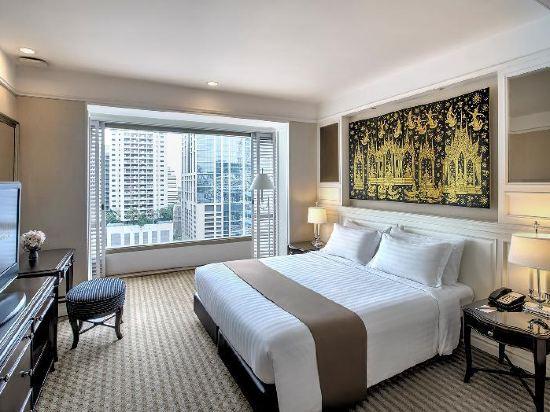 曼谷拉查丹利中心酒店(Grande Centre Point Ratchadamri Bangkok)經典高級套房