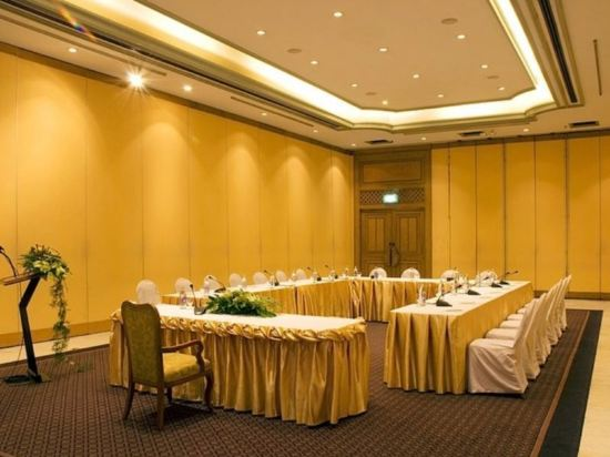 曼谷素坤逸希爾頓逸林酒店(DoubleTree by Hilton Sukhumvit Bangkok)會議室