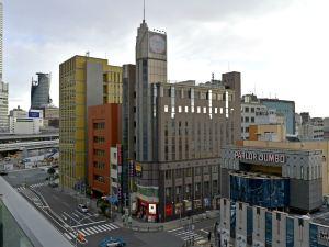 名古屋站第一小屋TKP膠囊旅館(First Cabin TKP Nagoya Station)