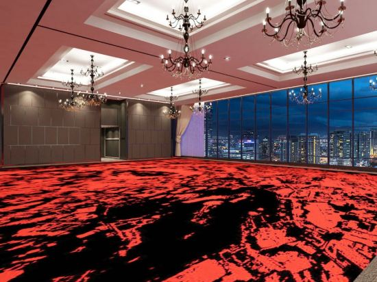 吉隆坡紅酒店(Red by Sirocco Kuala Lumpur)會議室