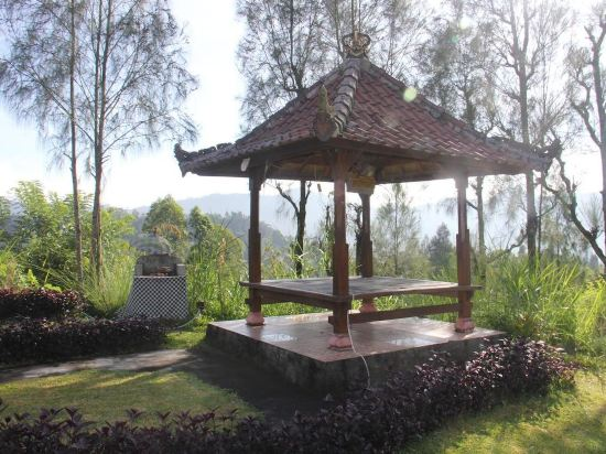 Mapa Lake View Bungalow