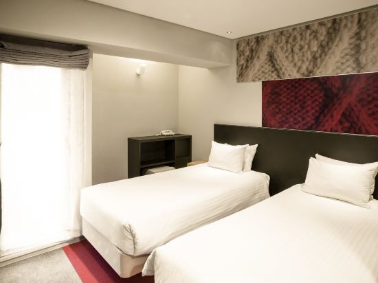 宜必思東京新宿酒店(Ibis Tokyo Shinjuku)雙床房