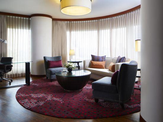 首爾世貿中心洲際酒店(InterContinental Seoul COEX)總統套房