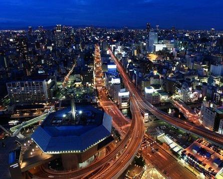 大阪蒙特利格拉斯米爾酒店(Hotel Monterey Grasmere Osaka)豪華雙床房
