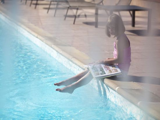 諾富特曼谷素坤逸酒店(Novotel Bangkok Ploenchit Sukhumvit)室內游泳池