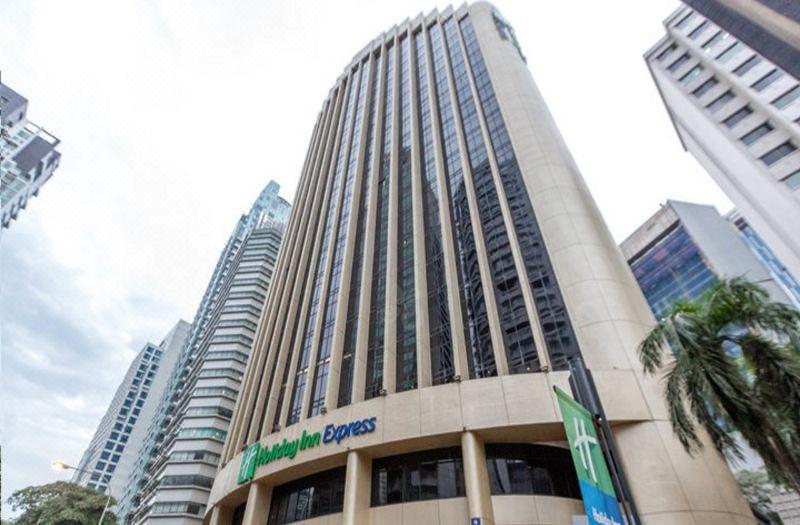 Holiday Inn Express Kuala Lumpur City Centre, Hotel reviews and Room ...