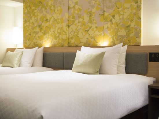 日航酒店(Hotel Nikko Osaka)日航尊爵大床房