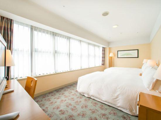 福岡凱悅酒店(Hyatt Regency Fukuoka)嘉賓軒行政套房