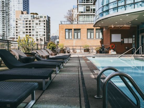 温哥華威斯汀大酒店(The Westin Grand, Vancouver)健身娛樂設施
