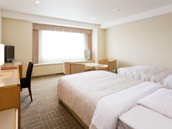 札幌京王廣場飯店(Keio Plaza Hotel Sapporo)標準雙床房