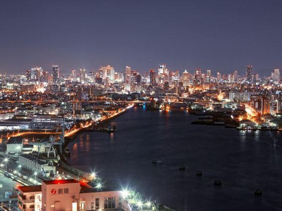 京阪環球塔酒店(Hotel Keihan Universal Tower)外觀