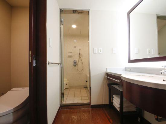 京阪環球塔酒店(Hotel Keihan Universal Tower)塔樓豪華雙床房