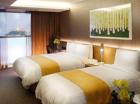 阿文特里釜山酒店(Aventree Hotel Busan)尊貴家庭房