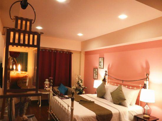 芭堤雅首驛精品酒店(E-Outfitting Boutique Hotel Pattaya)豪華房