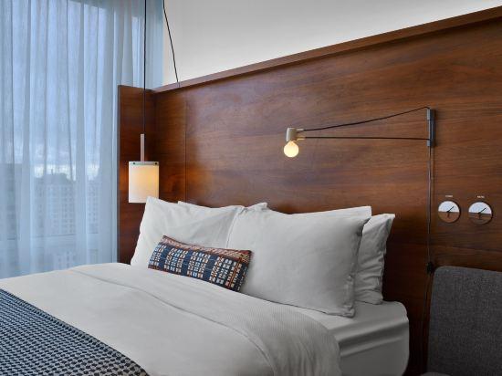 阿爾羅諾瑪德酒店(Arlo NoMad)城景特大床房