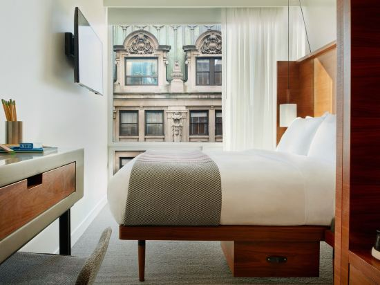 阿爾羅諾瑪德酒店(Arlo NoMad)都市大號床房