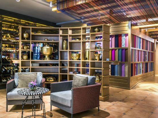 曼谷素坤逸11號美居酒店(Mercure Bangkok Sukhumvit 11)公共區域