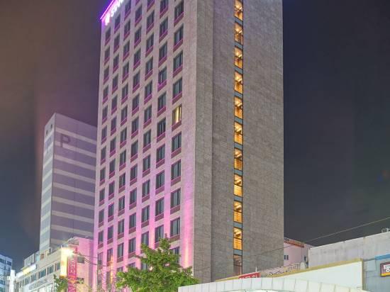 釜山斯坦福酒店