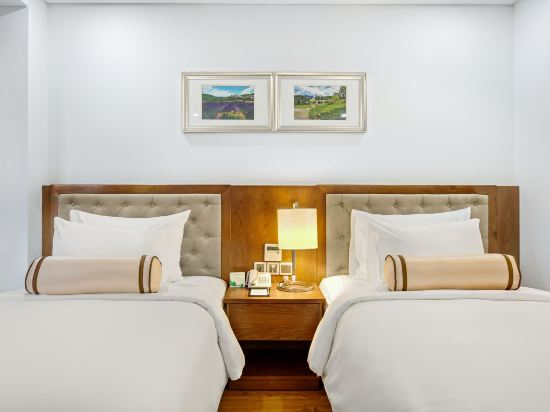 峴港海灘巴利斯德利酒店(Paris Deli Danang Beach Hotel)高級景觀雙床房