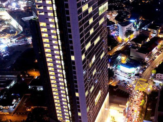 吉隆坡特里貝卡服務式套房酒店(Tribeca Hotel and Serviced Suites Kuala Lumpur)外觀