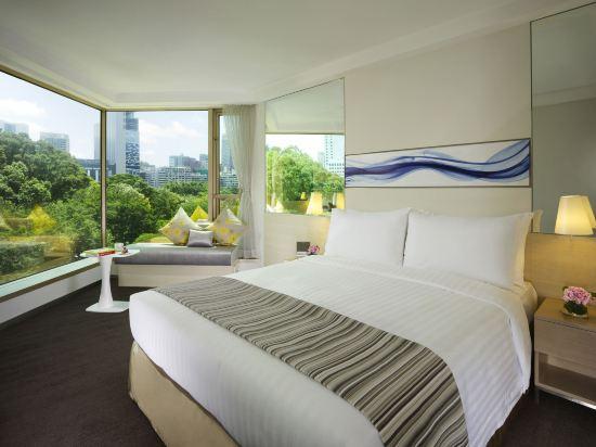 香港皇家太平洋酒店(The Royal Pacific Hotel and Towers)雅尚客房