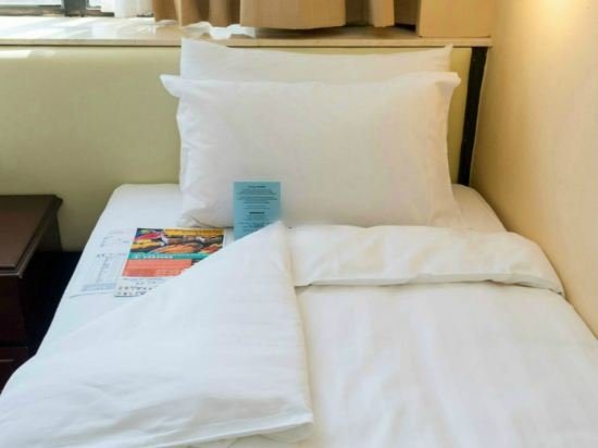香港悅來酒店(Panda Hotel)豪華客房