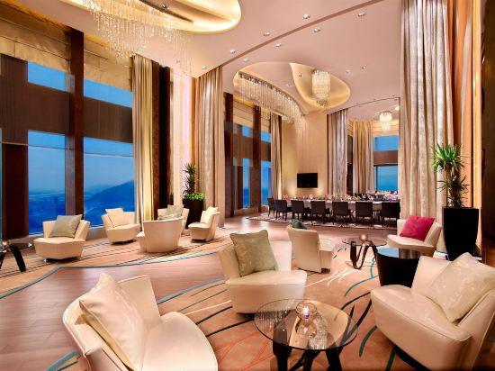 澳門悅榕莊(Banyan Tree Macau)行政酒廊