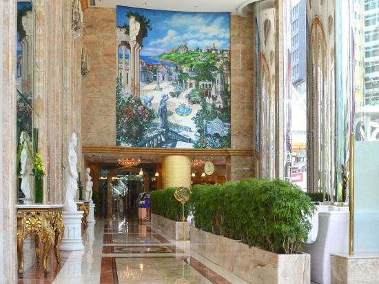 富豪香港酒店(Regal Hongkong Hotel)公共區域