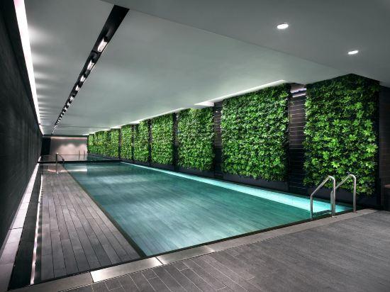 香港美利酒店(The Murray Hong Kong a Niccolo Hotel)健身娛樂設施