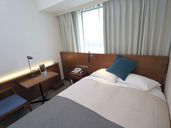 東京灣有明華盛頓酒店(Tokyo Bay Ariake Washington Hotel)高層高級小型雙人房