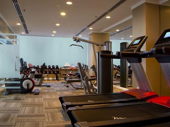 偉士達納酒店(Vistana Kuala Lumpur Titiwangsa)健身房