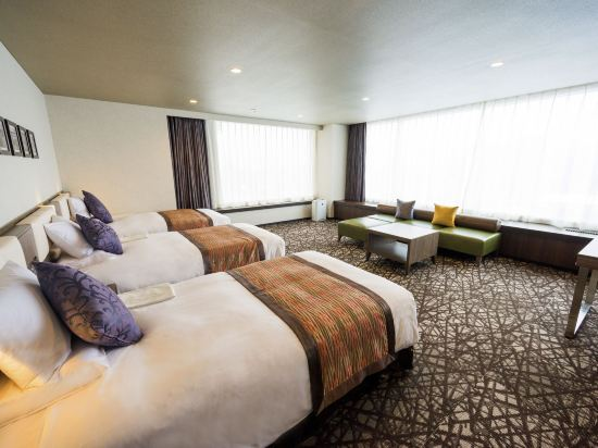 MYSTAYS 札幌中島公園酒店(HOTEL MYSTAYS Sapporo Nakajima Park)至尊豪華家庭房