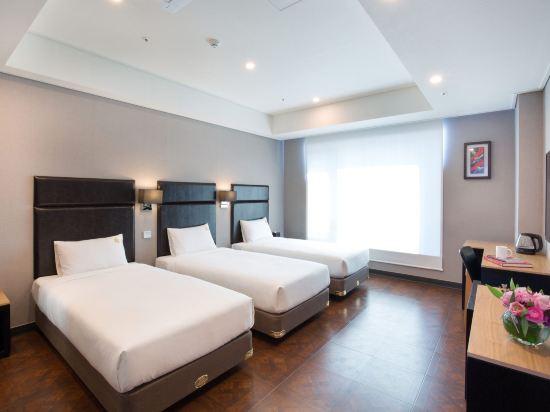 海雲台高麗良宵酒店(Benikea Hotel Haeundae)豪華三人房