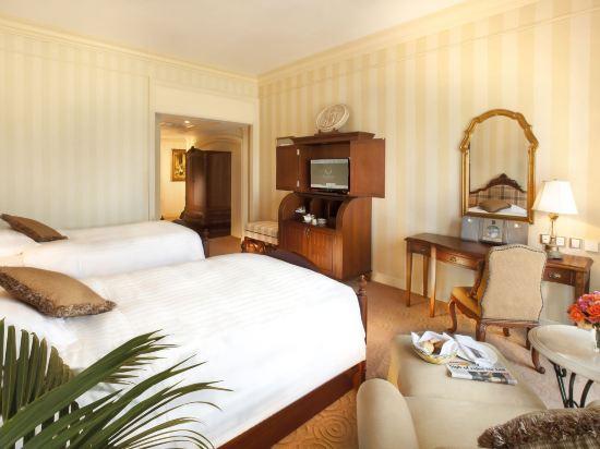澳門萊斯酒店(Rocks Hotel)高級海景客房