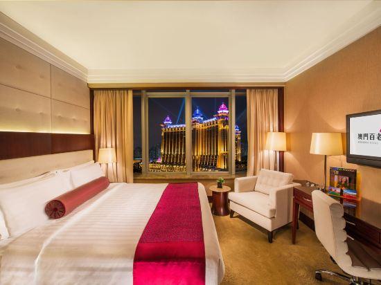 澳門百老匯酒店(Broadway Macau)百老匯客房-大床房