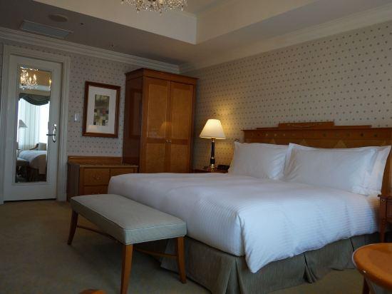 名古屋萬豪酒店(Nagoya Marriott Associa Hotel)豪華大床套房