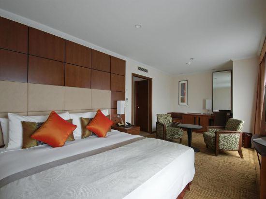 東京池袋大都會飯店(Hotel Metropolitan Tokyo Ikebukuro)行政豪華大床房