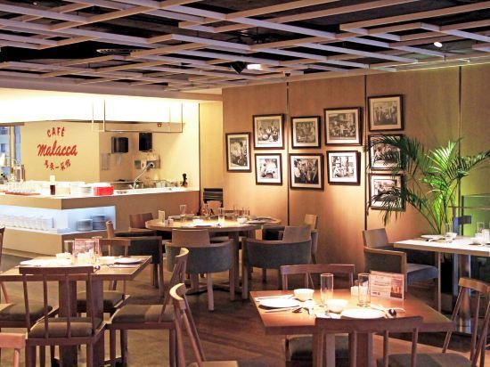 香港今旅酒店(Hotel Jen Hong Kong)餐廳