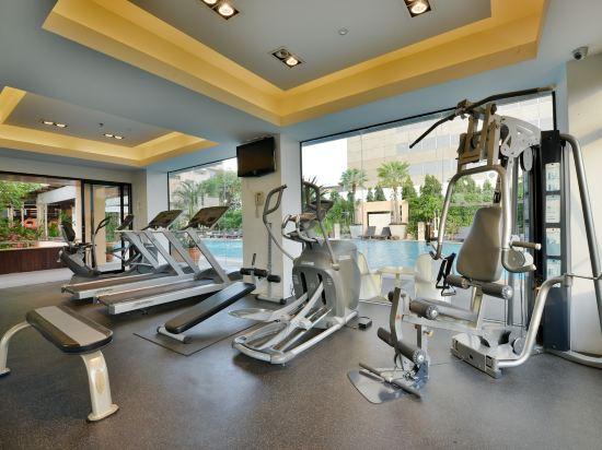 璀璨專享服務公寓(Abloom Exclusive Serviced Apartments)健身娛樂設施