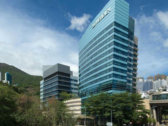 香港數碼港艾美酒店(Le Méridien Cyberport)外觀