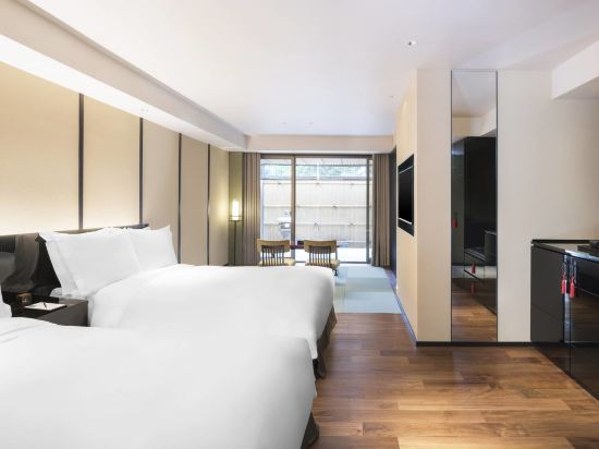 京都翠嵐豪華精選酒店(Suiran, a Luxury Collection Hotel, Kyoto)柚子之葉豪華房