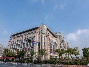 網宿酒店(杭州新洲花苑店)(Wangsu Hotel (Xinzhou Huayuan))