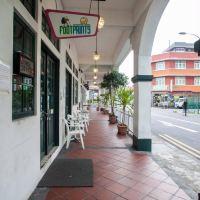 新加坡足跡揹包旅館酒店預訂