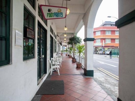 Footprints Hostel Singapore